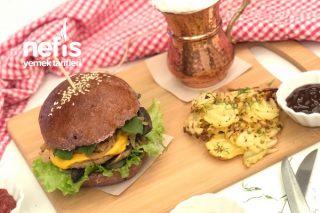 Mor Burger Tarifi