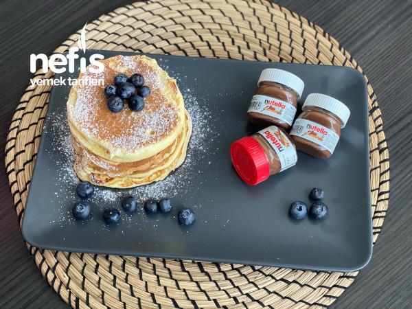2 Kişilik Pancake