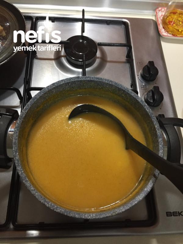 Bal Kabagı Çorbası