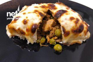 Tavuklu Krepli Sultan Kebabı (Videolu) Tarifi
