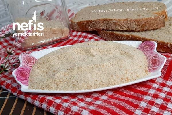 15 Dakikada Galeta Unu Yapıyoruz Bayat Ekmek Değerlendirme (Videolu)
