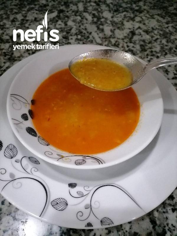 Anne Mercimek Çorbası