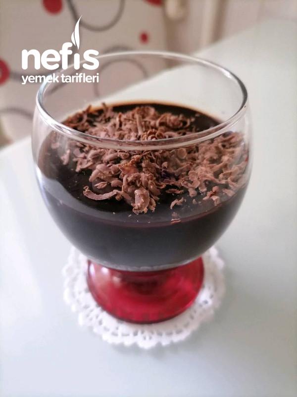 Çikolatalı Puding (Hazır Almaya Son)