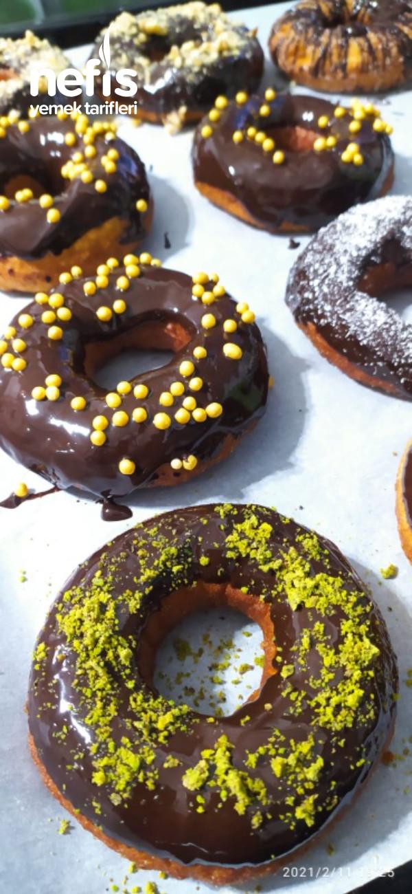 Donut Sevmiyen Yoktur