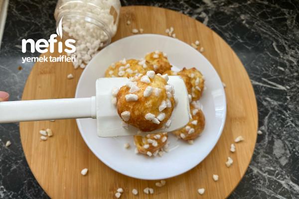 Fransız Mutfağından Chouquette Tarifi (Videolu)