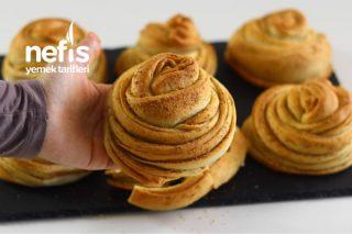 Haşhaşlı Kavuk Çörek Videolu Tarifi