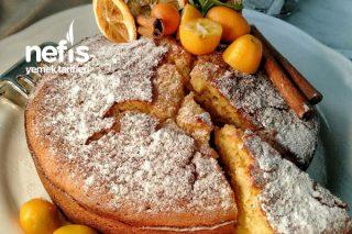Portakallı Ve Zencefilli Kek Tarifi