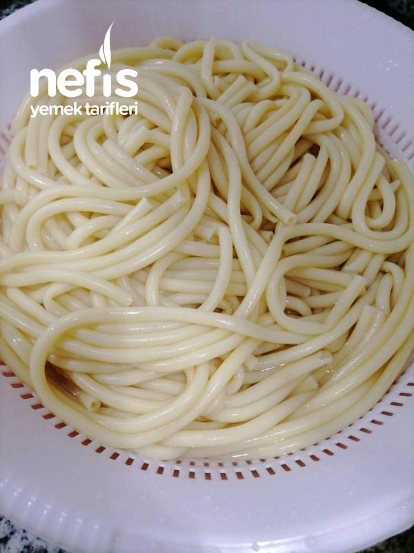 Spagetti Böreği