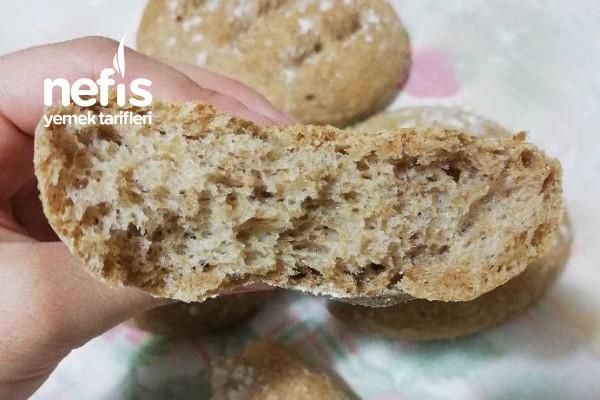 Bebek Ekmeği (Tam Buğday Ekmeği)