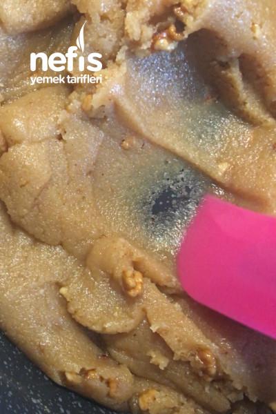 Macun Kıvamlı İrmik Helvası