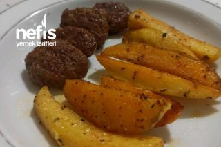 Fırında Patates Köfte (Tam Aradığınız Lezzet) Tarifi