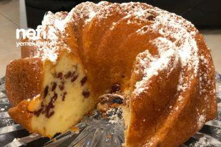 Frenk Üzümlü Kek (Kırmızı Üzüm) Tarifi