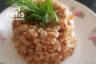 Karabuğday Pilavı Tarifi