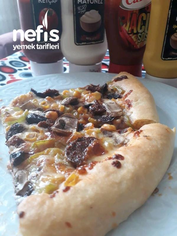 Nefis Pizza (Ellere Dikkat )