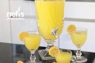 Dışarıdaki Limonataları Aratmayacak Hatta Daha Güzel Bir Limonata Tarifi
