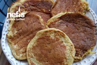 Muzdan Sağlıklı Pancake Tarifi