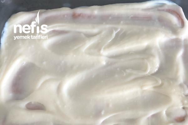 Pasta Muhallebisi  (Her Tatlıda Kullanılır)