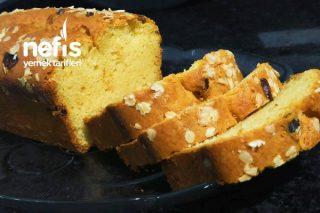 Portakallı Kuru Üzümlü  Kek Tarifi