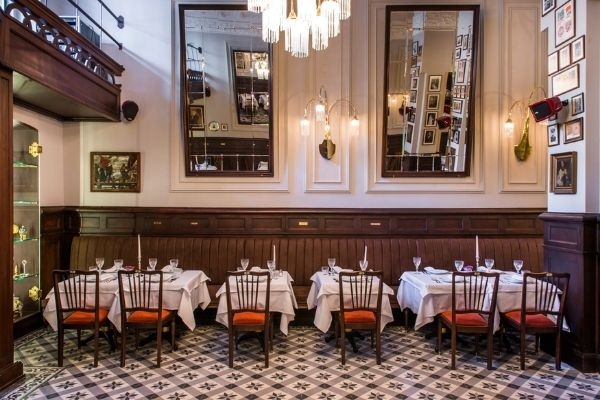 1901 rejans lokantası