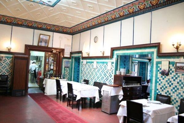 pandeli restaurant atatürk