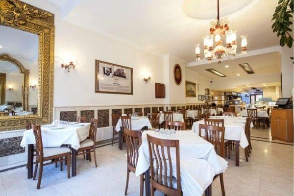ikbal lokantası 1922