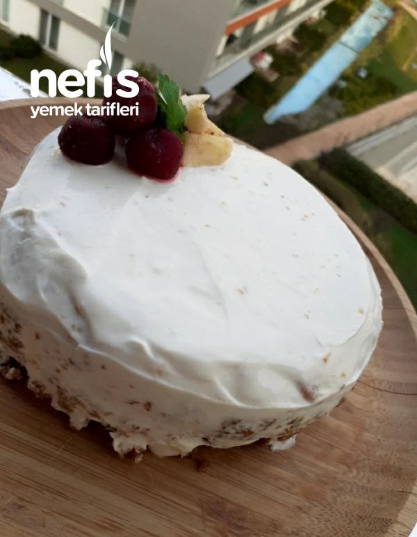 Bebek Yaş Pasta (Şekersiz 1 yaş pastası)