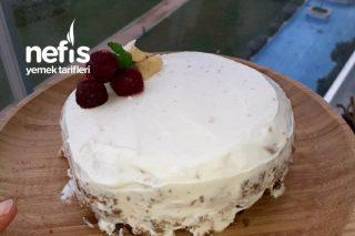 Bebek Yaş Pasta (Şekersiz 1 Yaş Pastası) Tarifi