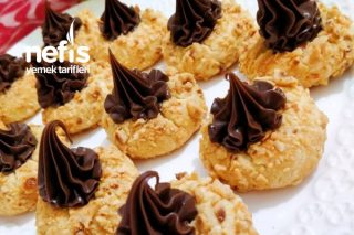 Çikolatalı Fındıklı Kurabiye Enfesto Tarifi