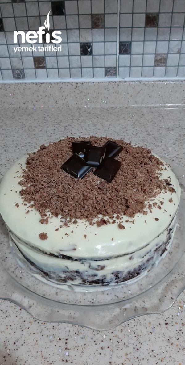 Çikolatalı Pasta (Tadı Damağınızda Kalıcak)