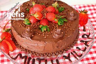 Düşük Maliyetli 8 Kişilik Kendisine Hayran Bırakan Pasta Tarifi