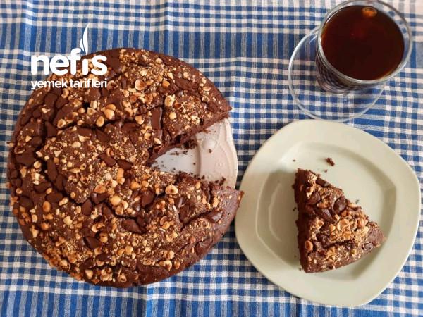 Kakaolu Çaylı Kek