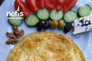 Pratik Kahvaltı( Fit) Tarifi