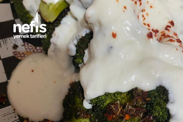 Sağlıklı Brokoli Yemeği