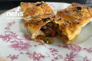 Talaş Böreği (Videolu) Tarifi