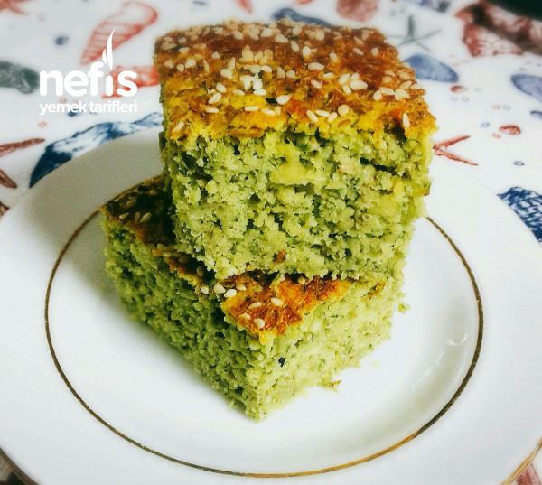 Unsuz (Glutensiz)Yeşil Mercimek Ekmeği