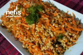 Beş Dakikada Yapacağınız Buğday Salatası Tarifi