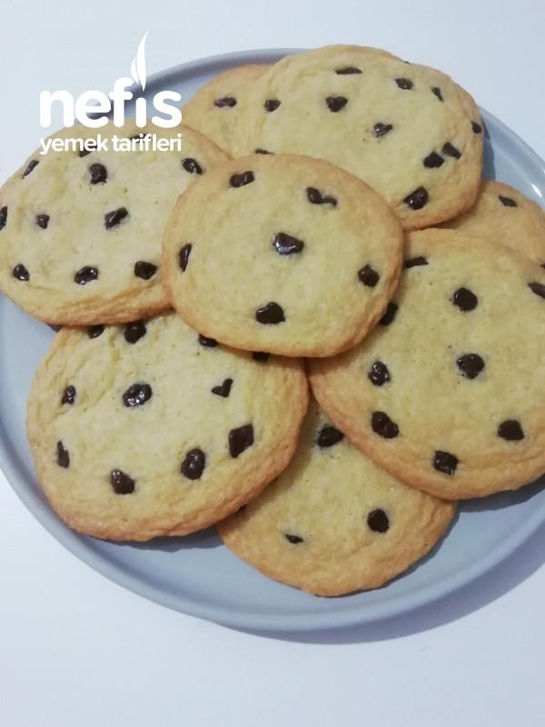 Bu Tarif Kaçmaz Lezzeti Şaşmaz Garantili American Cookie