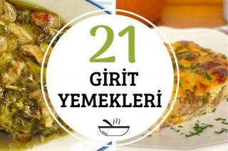 Girit Yemekleri: Otlarıyla Meşhur Bir Mutfak Tarifi