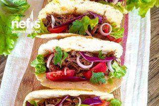 Meksika Mutfağının Geleneksel Yemeği Taco Tarifi