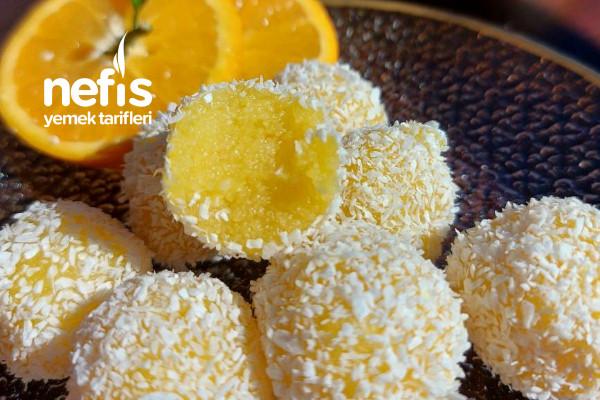 Rafine Şekersiz Portakallı Tatlı