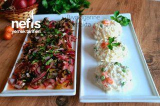 Saplarını Çöpe Atmak Yok 1 Kerevizle 2 Farklı Salata Tarifi (Videolu)