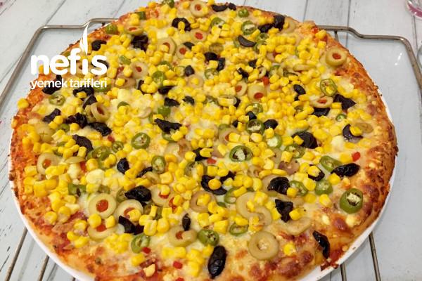Şipşak Tulum Peynirli Pizza