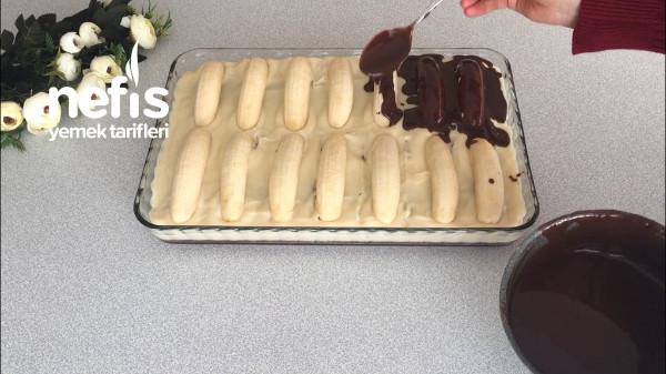 Tanesi 25 Liray Satılan O Meşhur Pastayı Bir Tepsi Dolusu Yaptım..!