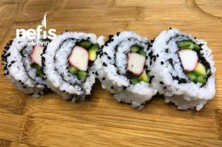 Efsane Tadıyla Sushi Tarifi