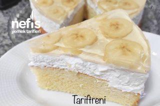 Muzlu Kaymak Kremalı Pasta Tarifi