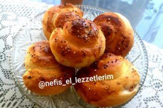 Tahinli Çörek (Açma Lezzetinde) Tarifi