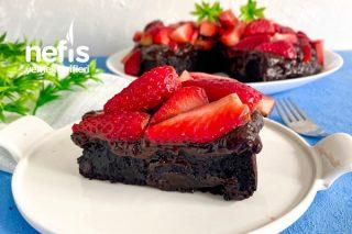 Unsuz Bol Çikolatalı Kek Tarifi
