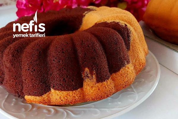 Uzun Süre Tazeliğini Koruyan Kek (Bayatlamayan) Puf Puf