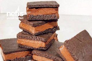 Çikolatalı Sandviç Kurabiye Tarifi