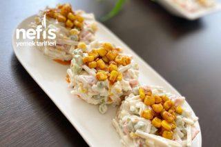 Erişte Salatası Tarifi